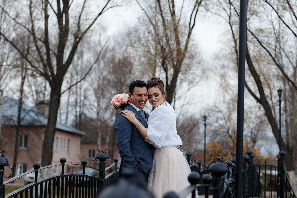 Свадебная фотосъемка в Богородске